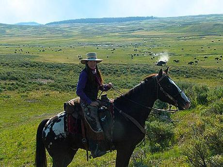 Chief Joseph Trail Ride 2012