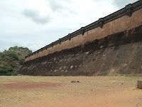 57) Vani vilas Sagara Dam (Marikanive) & Chitradurga Fort: (20/6/2012)