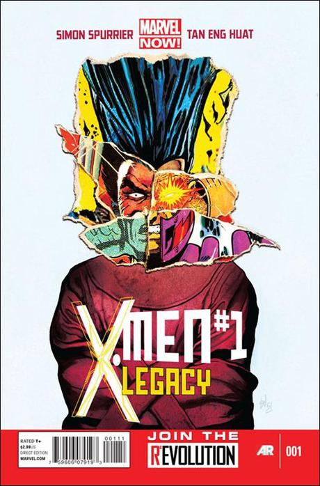 X-Men Legacy #1 Cover