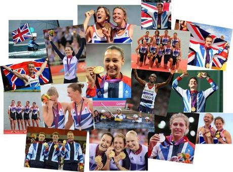 I love the Olympics & Team GB are amazing!