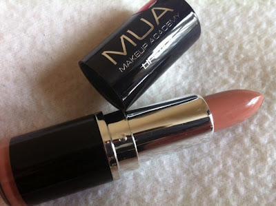 MUA Lipstick Review