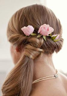Amazing Latest Amp Stylish Party Hair Style For Girls Collection 2012 Hairstyle Inspiration Daily Dogsangcom
