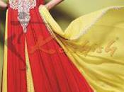 Kashish Women's Lawn Prints 2012