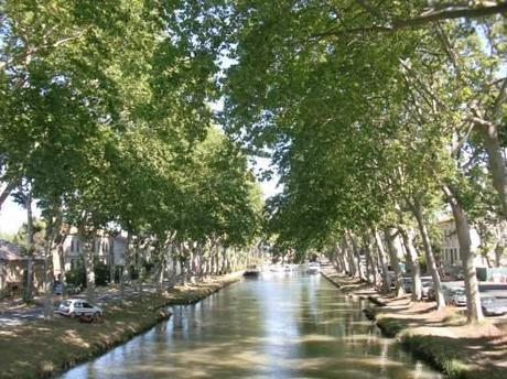 Canal de Jonction at Salleles d'Aude
