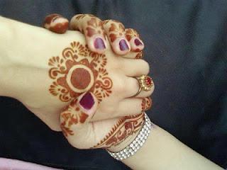Mehndi Hands Girls : Stylish eid hand mehndi designs 2012 for girls paperblog
