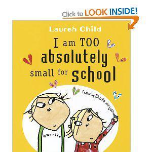 5 Children's Books about Starting to School