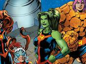 Fantastic Four Connecting Covers Mark Bagley Unveiled