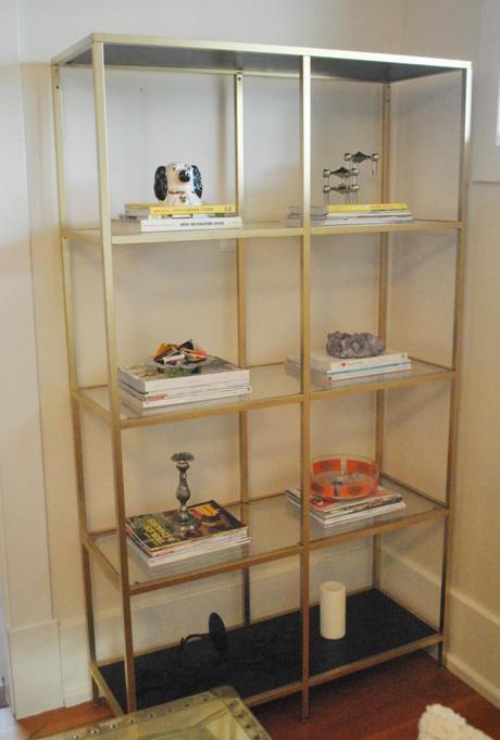Ikea Vittsjo Shelving Unit Paperblog