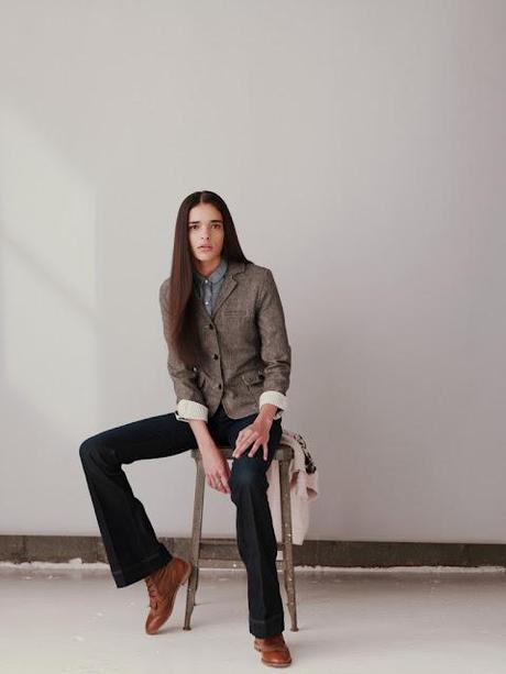 Style/Trend Alert - Levi's Fall/Winter 2012 Collection