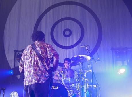 MG 7935blocparty 550x404 BLOC PARTY AND THE DRUMS PLAYED TERMINAL 5 [PHOTOS]