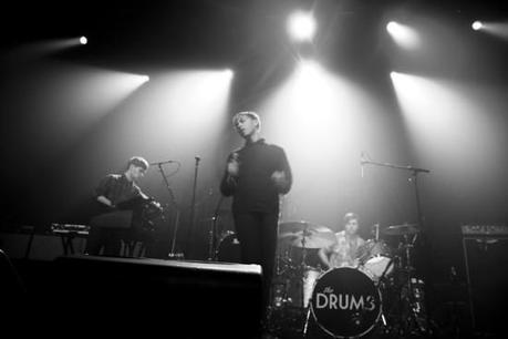 MG 7719drums 550x366 BLOC PARTY AND THE DRUMS PLAYED TERMINAL 5 [PHOTOS]