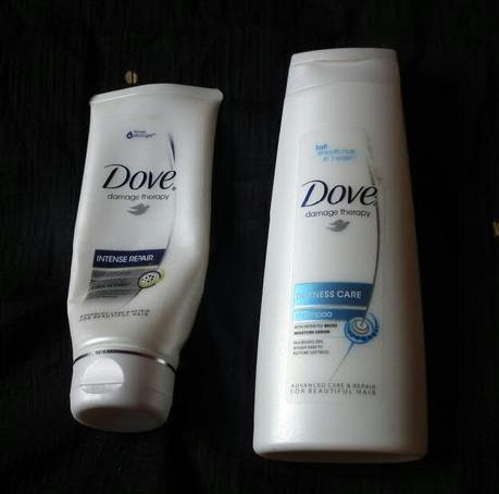 Review: Get Rid of Dryness and Rough Hair with Dove Dryness Care Shampoo