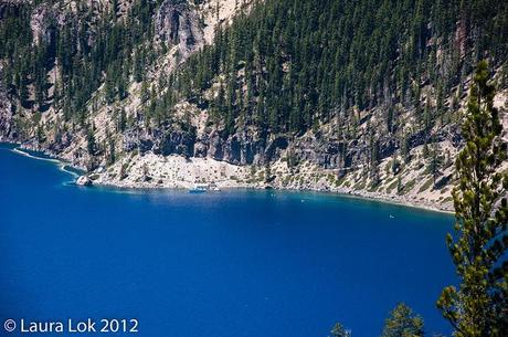 Crater Lake july 2012