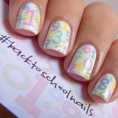 Nail Ideas: Back to School Nails!