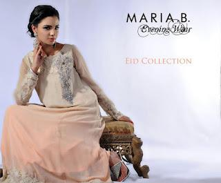 Maria B Eid Collection For ladies 2012