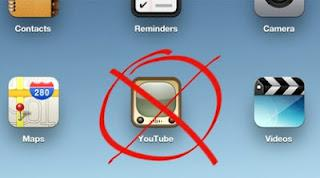 youtube application IOS 6