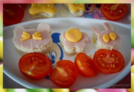 Wordless Wednesday - What's for brekkie?