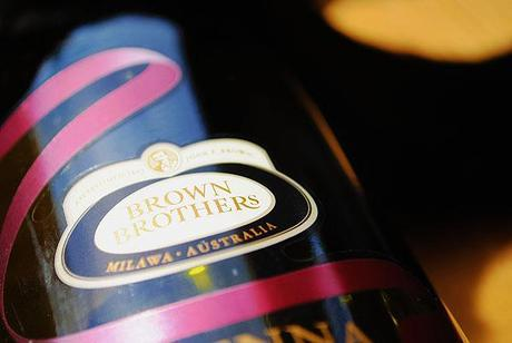 Wine for your wedding: Brown Brothers' Cienna & Cienna Rosso