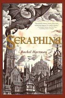 YA Book Review: 'Seraphina' by Rachel Hartman