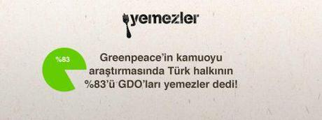 Turkiye says NO to GMOs