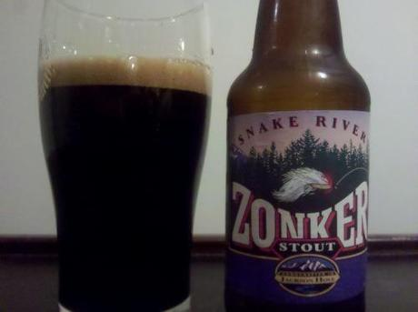 Beer Review – Snake River Brewing Zonker Stout