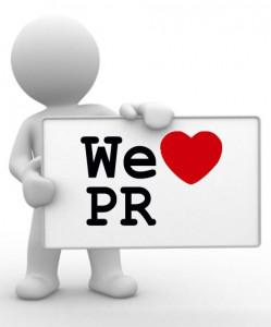 Upset by the reputation of PR? Get over it