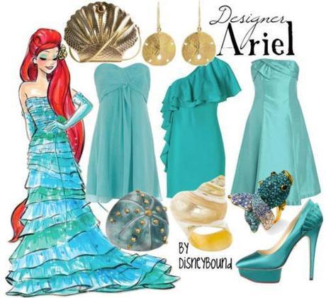 Disney Princess Inspired Fashion Paperblog