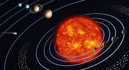 Ten Things You May Not Know About The Solar System