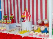 Circus Themed Party Inspired Occasion