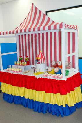 Circus Spot Party Venue