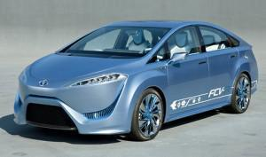 Toyota CEO Confirms $50,000 Hydrogen Sedan for 2015
