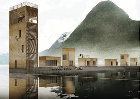 On the Boards: Rolling Masterplan, Åndalsnes