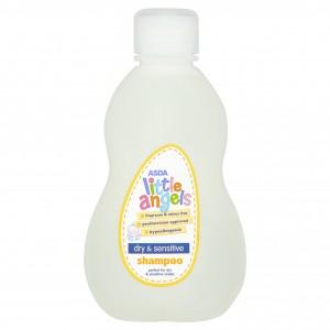 Little Angels Dry and Sensitive Shampoo  300x300 Little Angels Dry & Sensitive Bath Range Review