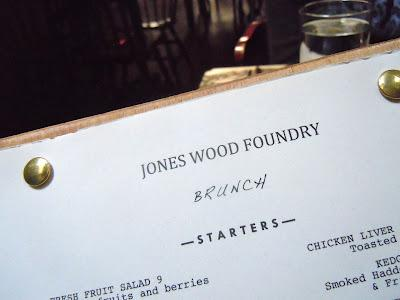 jones wood foundry