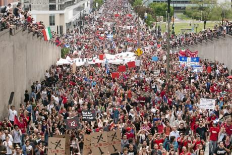 Stand Strong and Do Not Despair: Some Thoughts on the Fading Student Movement in Quebec