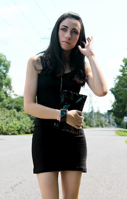 OOTD: Little Black Dress