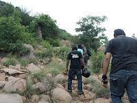58) Makalidurga – Railway Trek: (13/7/2012)