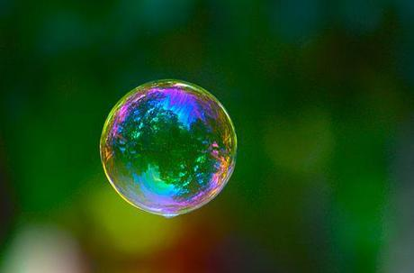 Young Learners: soap bubble