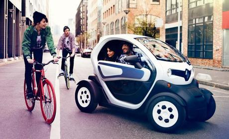 Renault Twizy Car Review