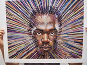 Jimmy 'Usain Bolt' Print