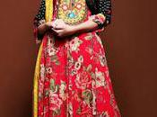 Latest Stylish Party Wear Collection Girls 2012