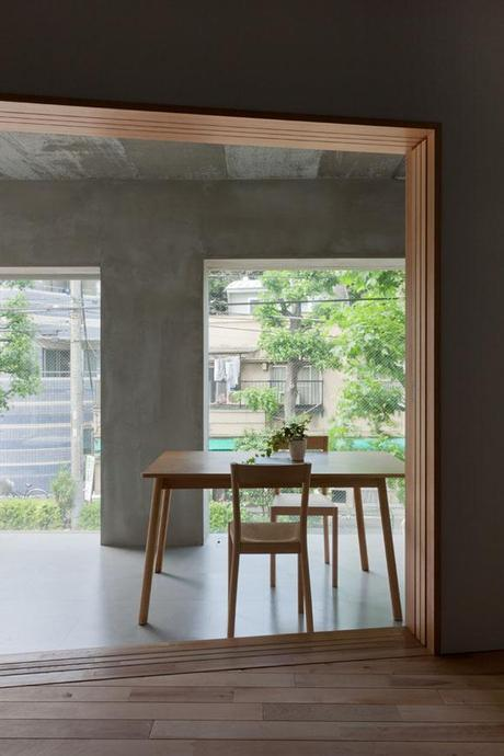 Numabukuro Apartment by Makoto Tanijiri _ Suppose Design Office 2
