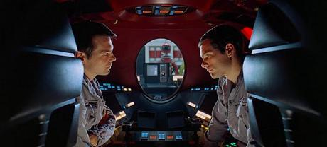 frank hal and dave in movie 2001 a space odyssey