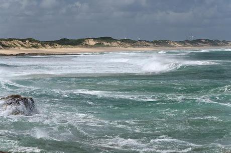 waves at kilcunda beach