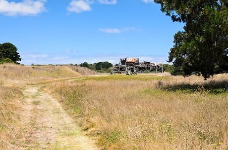 no 5 brace building at wonthaggi state coal mine historic reserve