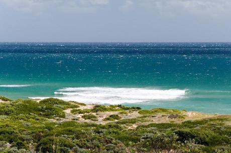 ocean at baxters beach