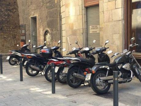 Barcelona, briefly