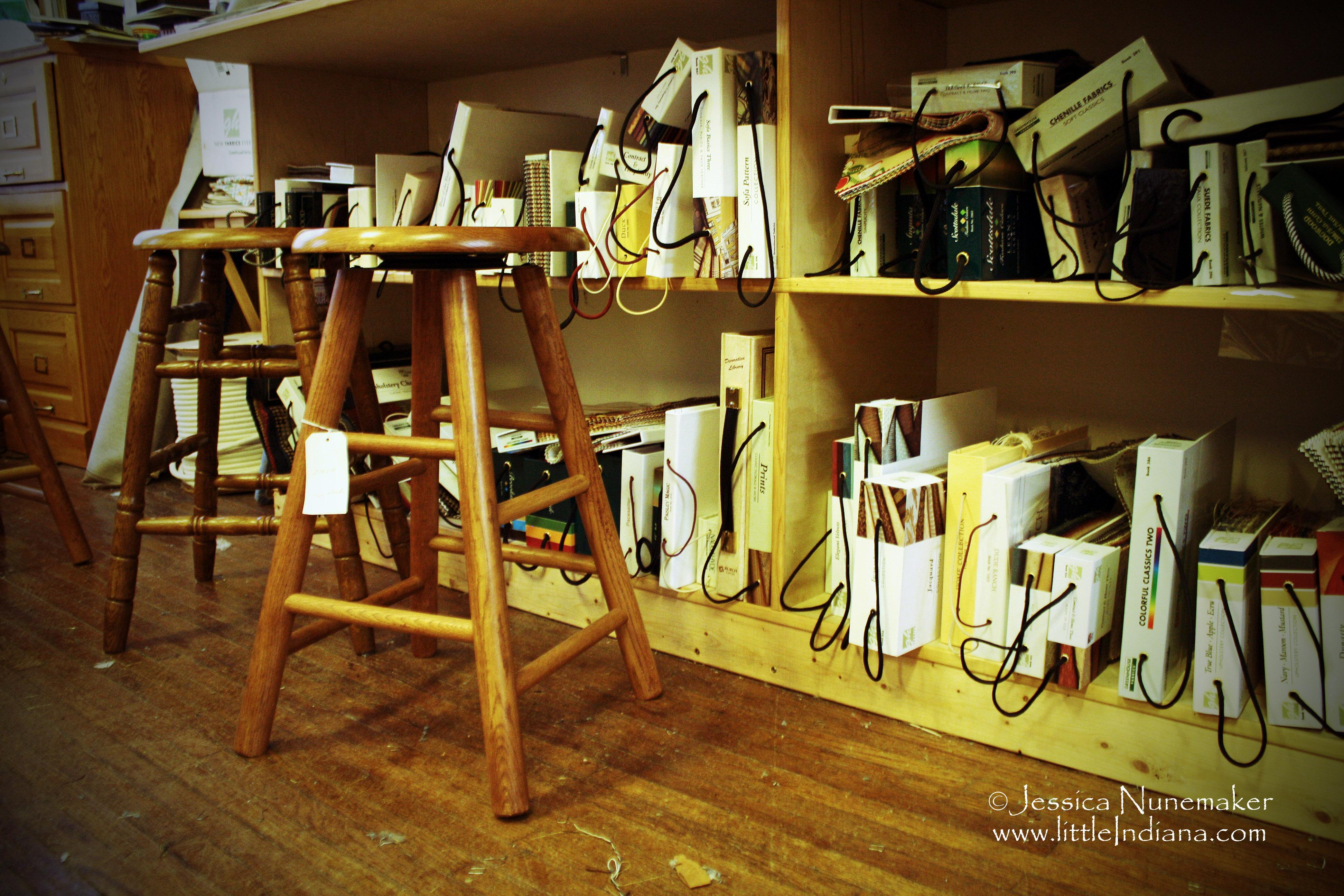 Hagerstown Indiana Bell Upholstery Paperblog