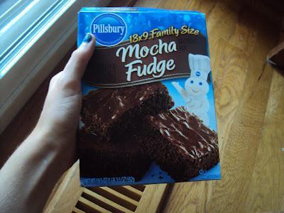 Pillsbury Brownie Mix Recipe On Box
