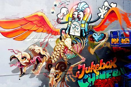 Nychos and FF See No Evil   2012